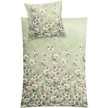 Kleine Wolke Bettwäsche Magnolia Distel 1-155x220 /1- 80x 80