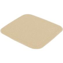 Kleine Wolke Duscheinlage Java-Plus, Beige 55 x 55 cm