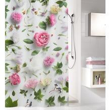 Kleine Wolke Duschvorhang Rosalie Multicolor 180 x 200 cm (Breite x Höhe)