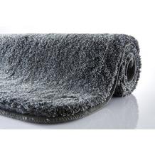 Kleine Wolke Badteppich Relax Anthrazit 47 cm x 50 cm Deckelbezug