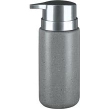 Kleine Wolke Seifenspender Dusty, Platin 6,5x16x6,5cm/300ml