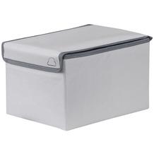 Kleine Wolke Volta Box, Silbergrau Box 180x150x250 mm