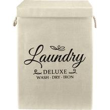 Kleine Wolke Wäschebox Vita Laundry, Natur 40x60 cm