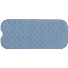 Kleine Wolke Wanneneinlage Formosa, Stahlblau 40 x 90 cm Wanneneinlage