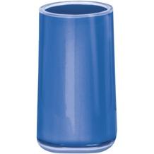 Kleine Wolke Zahnputzbecher Mable, Königsblau 11,3 x 6,5