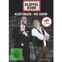 Kluftinger - Die Show (Live) Hörbuch [DVD]