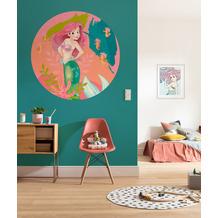Komar Adventure Ariel Happy Coral 128 x 128 cm