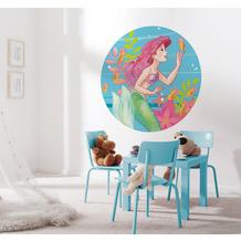 Komar Adventure Ariel Seahorses 128 x 128 cm