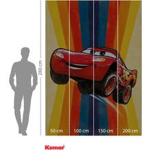 Komar Adventure Cars Jump 200 x 280 cm