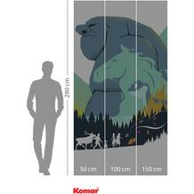 Komar Adventure Frozen Adventure 150 x 280 cm