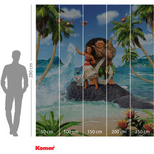 Komar Adventure Moana Beach 250 x 280 cm