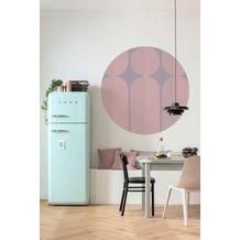 Komar Bauhaus Fusion 125 x 125 cm Fototapete Dots
