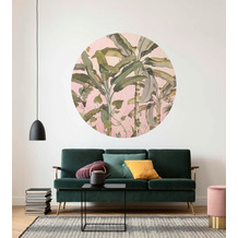 Komar Botany 125 x 125 cm Fototapete Dots