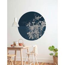 Komar Branch 125 x 125 cm Fototapete Dots