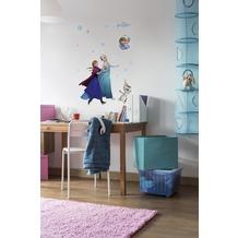 """Komar Deco-Sticker """"Anna und Elsa"""""""