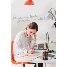 Komar Deco-Sticker Do what you love 70 x 14 cm