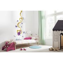 "Komar Deco-Sticker ""Rapunzel"" lila/gelb"