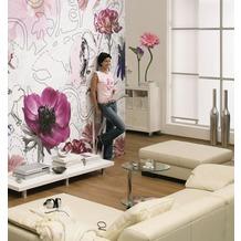 Komar Decosticker Fiore 50 x 70 cm