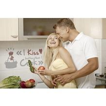 """Komar Decosticker I kiss better than""""?."""