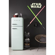 Komar Decosticker Star Wars Lightsaber 50 x 70 cm