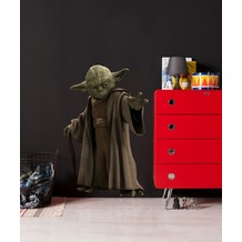 Komar Decosticker Star Wars Yoda 100 x 70 cm