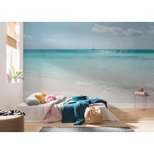 "Komar Digitaldruck Fototapete auf Vlies ""Azur Ocean"" 400 x 250 cm"