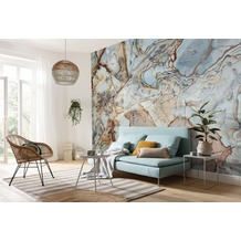 "Komar Digitaldruck Fototapete auf Vlies ""Marble"" 400 x 250 cm"