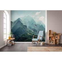 """Komar Digitaldruck Fototapete auf Vlies """"The Summit"""" 300 x 250 cm"""