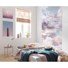 "Komar Digitaldruck Fototapete auf Vlies""Clouds Panel"" 100 x 250 cm"
