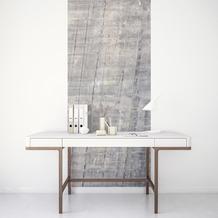 "Komar Digitaldruck Fototapete auf Vlies""Concrete Panel"" 100 x 250 cm"