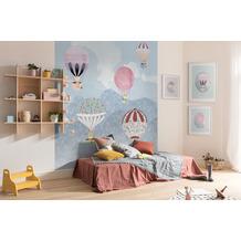 """Komar Digitaldruck Fototapete auf Vlies""""Happy Balloon"""" 200 x 250 cm"""