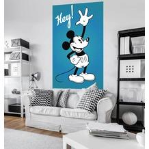 "Komar Digitaldruck Vlies Panel ""Mickey - Hey"" 120 x 200 cm"