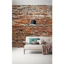 "Komar Digitaldruck Vliestapete ""Bricklane"" 300 x 250 cm"