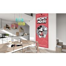 "Komar Digitaldruck Vliestapete ""Mickey - American Classic"" 100 x 250 cm"