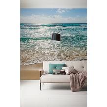"Komar Digitaldruck Vliestapete ""Seaside"" 300 x 250 cm"