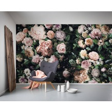 "Komar Digitaldruck Vliestapete ""Victoria Black"" 400 x 250 cm"