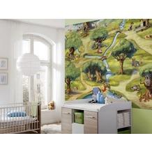 Komar Fototapete Disney Hundertmorgenwald 254 x 184 cm