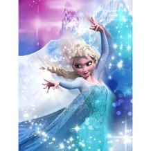 Komar Disney Wandbild Frozen 2 Elsa Action 30 x 40 cm