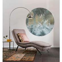 Komar Exotic Jungle 125 x 125 cm Fototapete Dots
