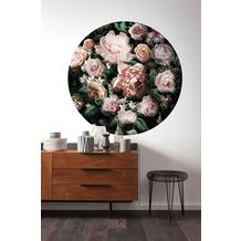 Komar Flower Couture 125 x 125 cm Fototapete Dots