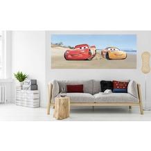 Komar Fototapete Cars3 Beach 100 x 250 cm