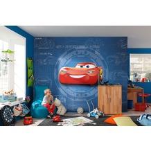 Komar Fototapete Cars3 Blueprint