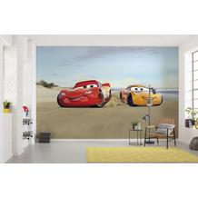 """Komar Fototapete """"Cars Beach Race"""" 368 x 254 cm"""