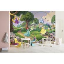 "Komar Fototapete ""Disney Princess Rainbow"" bunt"