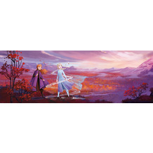 "Komar Fototapete ""Frozen Panorama"" 368 x 127 cm"
