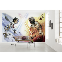 "Komar Fototapete ""STAR WARS EP9 Movie Poster Wide"" 368 x 254 cm"