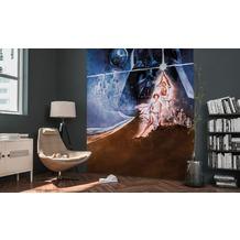 Komar Fototapete Star Wars Poster Classic2 200 x 250 cm