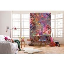 "Komar Fototapete ""Wild Garden"" 184 x 254 cm"