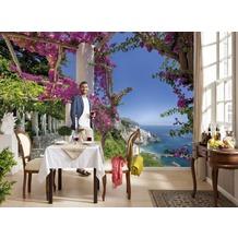 Komar Fototapete Amalfi 368 x 254 cm