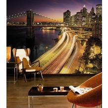 Komar Fototapete NYC Lights 368 x 254 cm